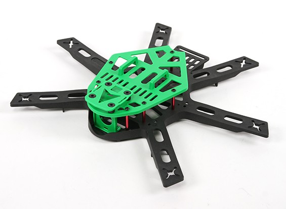 Kingkong Hex 300 Frame Kit
