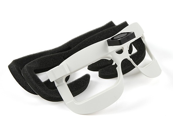 Fatshark Dominator V2 Headset System Goggles Faceplate with Built-In Fan