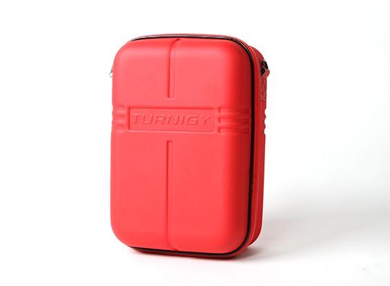 Turnigy Transmitter Case w/FPV Goggle Storage - Red