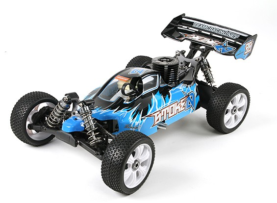 TR8 1/8 Ready To Run Buggy