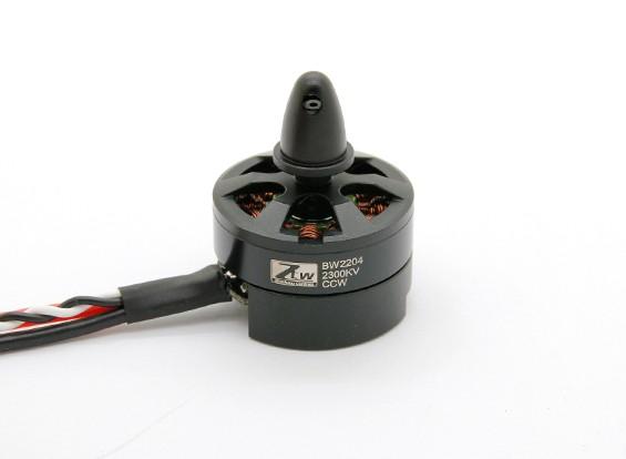 Black Widow 2204 2300KV With Built-In ESC CCW