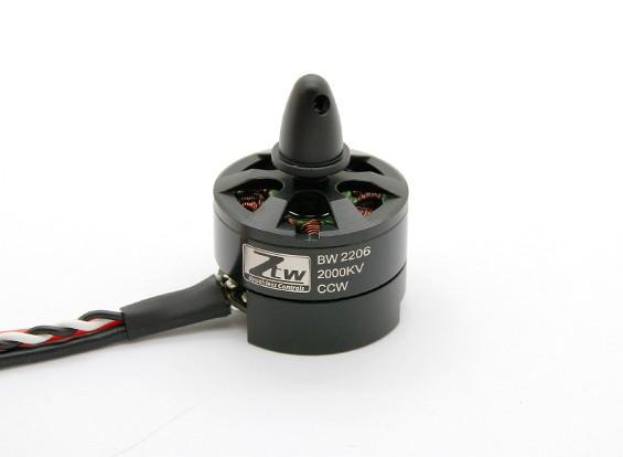 Black Widow 2206 2000KV With Built-In ESC CCW