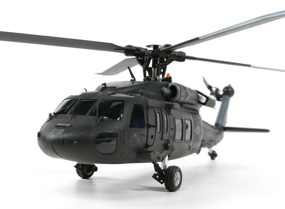 Nine Eagles Black Hawk Helicopter