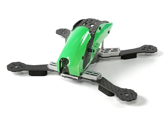 Tarot TL280C Space Through Machine FPV Full Carbon Fiber (Green) Frame Only