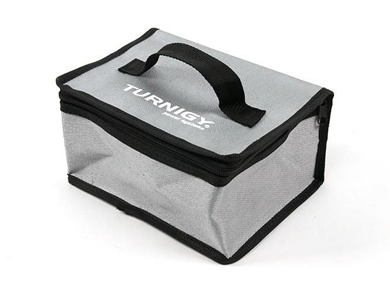 Turnigy® Fire Retardant LiPoly Battery Bag (Zippered) (200x155x95mm) (1pc)