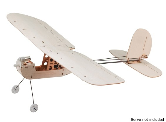 Keplar Micro Indoor Model - Kit w/Motor