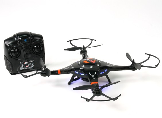 Cheerson CX-32C 2.4GHz Quadcopter w/2Mp HD Camera and Mode Switchable Transmitter (RTF)