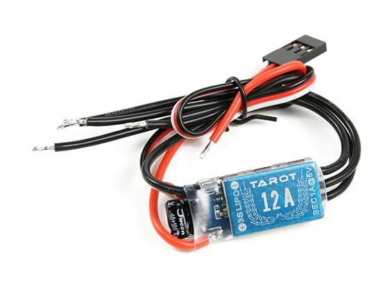 Tarot 12A Mini ESC (with BEC)