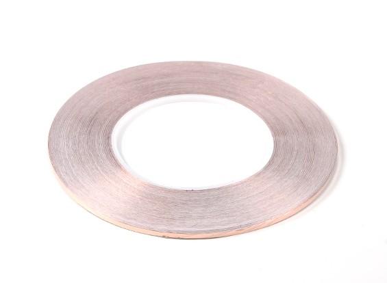 Self-Adhesive Copper Tape 0.09 x 3mm (50Meters)