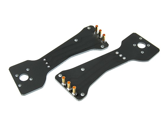 Jumper 218 Pro Lower Arms with ESC Connections (2pcs)