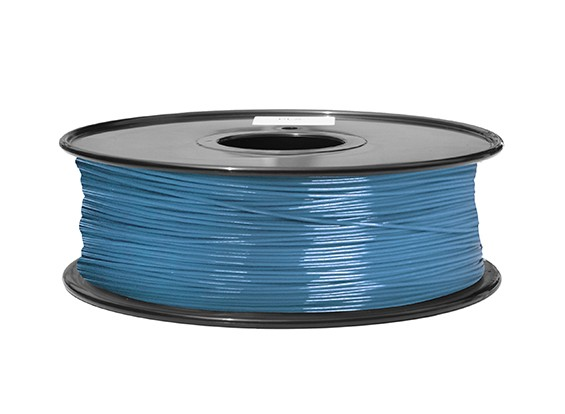 HobbyKing 3D Printer Filament 1.75mm ABS 1KG Spool (Color Changing - Green to Yellow)