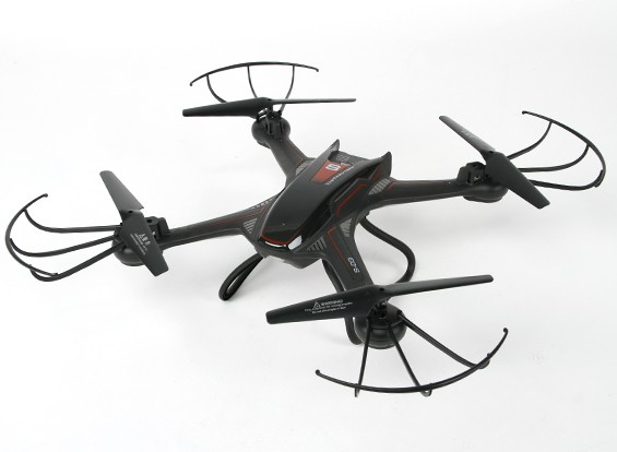 S3 Quadcopter w/ HD Camera (mode 2) (RTF)