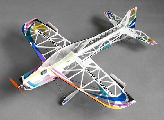 HobbyKing CIRRUS-D 650mm F3A Indoor Flyer (PNP)
