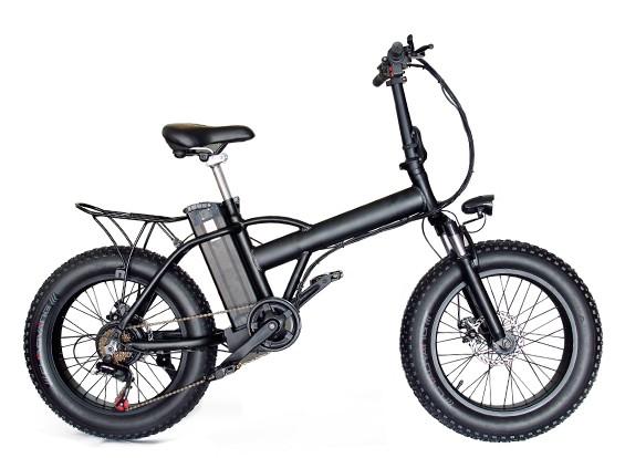 """MYATU Electric Fat Bike 20"""" (PAS) (EU Plug)"""