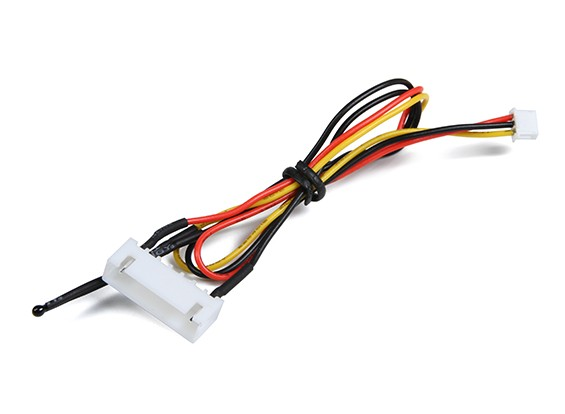 6Cell Flight Pack Voltage & Temperature Sensor for OrangeRx Telemetry system.