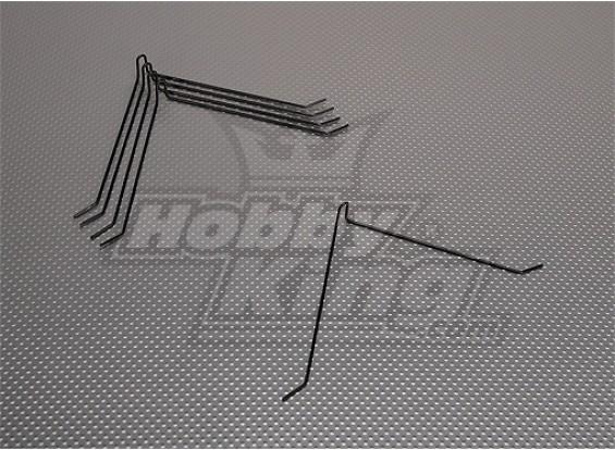 Light Wire Landing Strut D1.8x145mm (5pcs/bag)