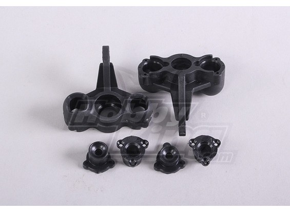 Front Steering Knuckle L/R Set - A2016T