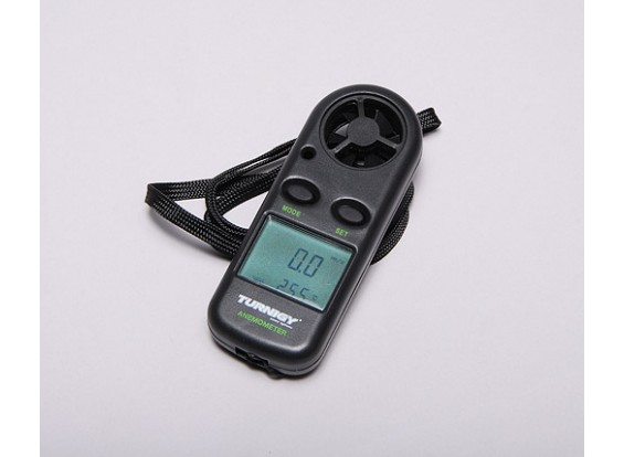 Turnigy Mini Anemometer (Wind Meter)