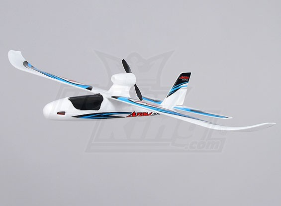 H-King Atom Mini Glider 750mm w/Battery (PNF)