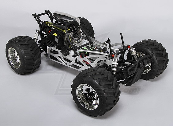 HobbyKing 4WD Big Monster 1/5th Scale Truck (ARR)