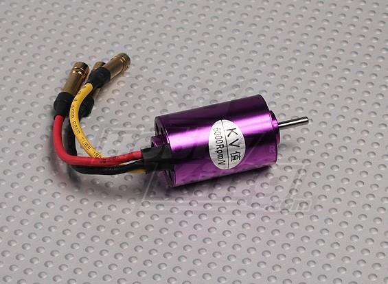 B2030 Brushless Inrunner Motor 5000kv