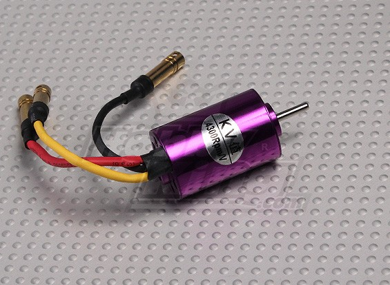 B2030-4300kv Brushless Motor