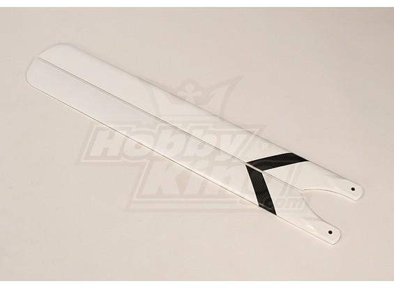 700mm Carbon Fiber Main Blades