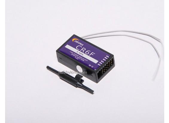 Corona 2.4Ghz 6ch Receiver (FHSS)