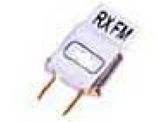 Single Conversion Rx Crystal 35mhz Ch86 (mini size)