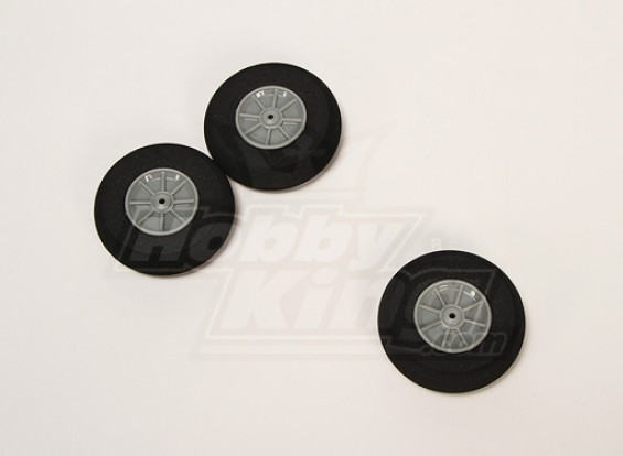 Sponge Wheel D65xH18 (3pcs/bag)