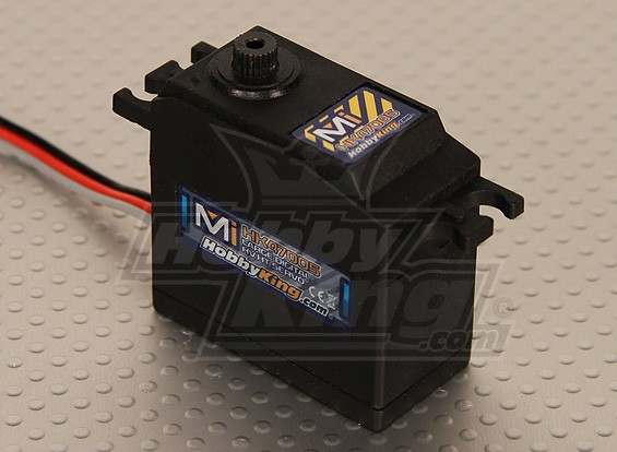 Mi Digital High Torque - High Voltage Servo 0.2 / 9kg / 48g