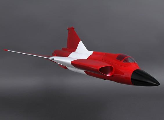 Saab J-35 Draken 90mm EDF Composite 800mm (ARF)