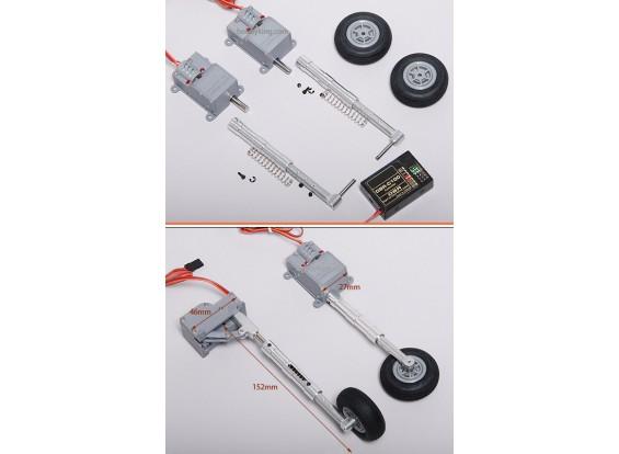 Digital Servoless Adjustable Landing Gear set
