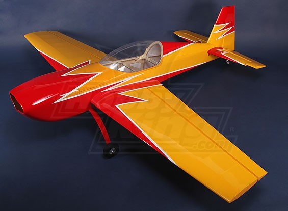 (completed) Hobbyking Extra 330L Gas 30cc 1830mm (ARF)