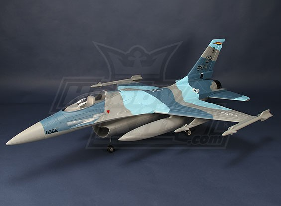 90mm EDF JET w/ Air Retracts (Camo version) (PNF)
