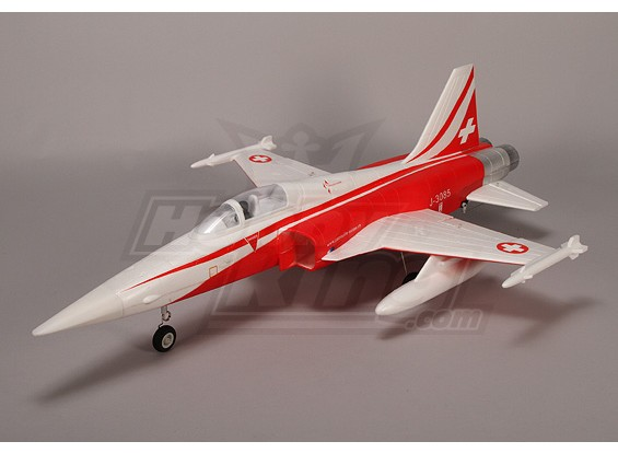 F5 Swiss EDF Jet EPO Plug-n-Fly
