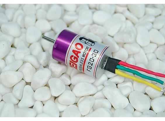Feigao 130-S (2030) Size 20T 4680kv Brushless Inrunner