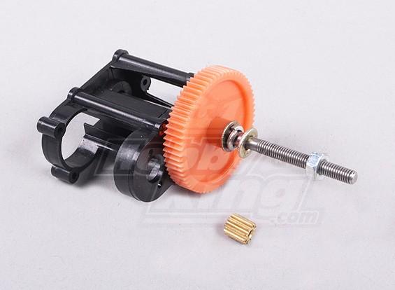Gear Box 1.5mm - 10T - 64T