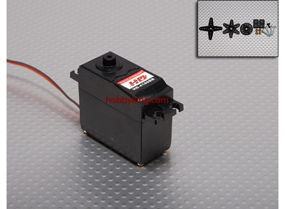 Power HD 4180BB Digital High Torque Bearing Servo 4.1kg / 0.17sec / 41g