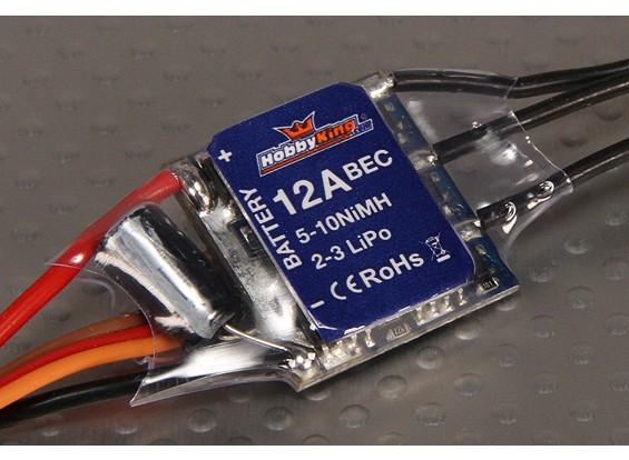 HobbyKing 12A BlueSeries Brushless Speed Controller