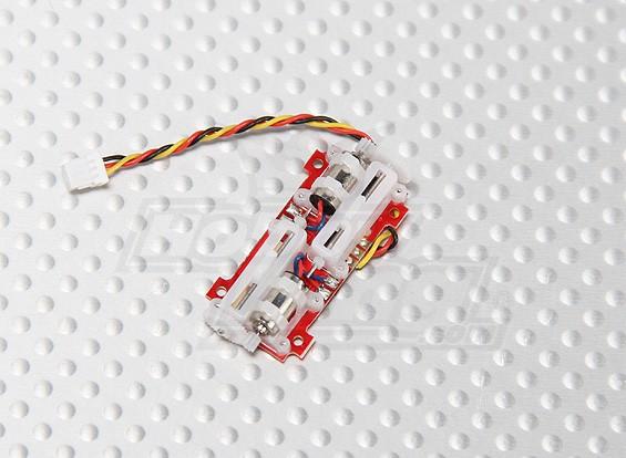 2.4Ghz SuperMicro Systems - Double Linear Servo