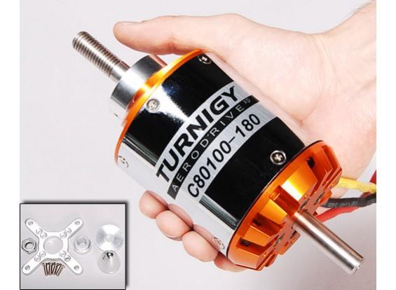 Turnigy 80-100-A 180Kv Brushless Outrunner (eq: 70-55)