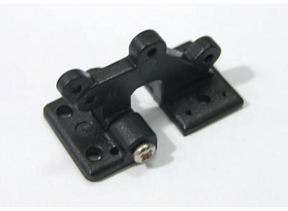 Hatch type hinge