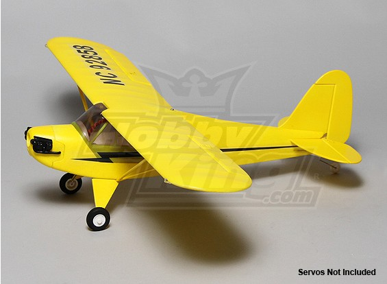 Hobbyking Mini J3 Cub (ARF) (Yellow)