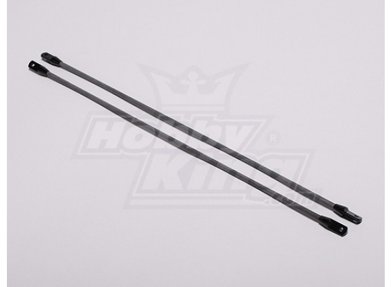 HK-500GT Carbon Tail Support Rod (Align part # H50036)