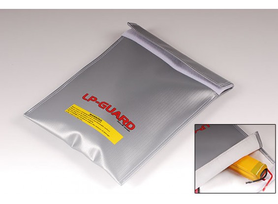 Lithium Polymer Charge Pack 23x30cm