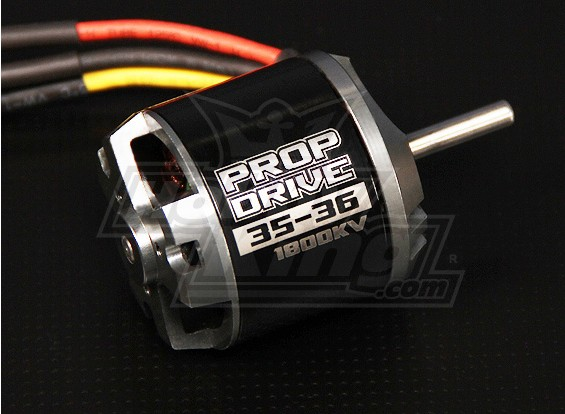 NTM Prop Drive Series 35-36A 1800Kv / 875w