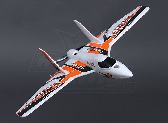 HobbyKing® ™ Radjet 420 Micro Pusher Jet 420mm (PNF)