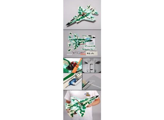 Mini F-35 KT Fighter Jet Kit w/ Motor & ESC