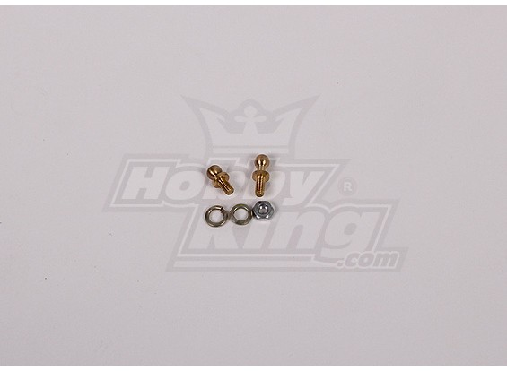 RC Motor Bike Replacement Steering Hardware